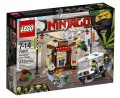LEGO NINJAGO MOVIE 70607 Pościg w NINJAGO City