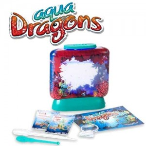Aqua Dragons smoki do hodowli z akwarium