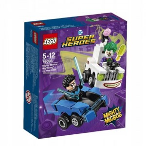 LEGO Super Heroes 76093 Nightwing vs. The Joker