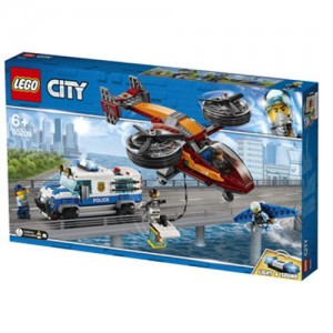 LEGO CITY 60209 Rabunek diamentów