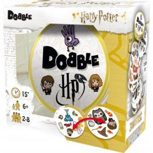 Rebel Dobble Harry Potter gra towarzyska