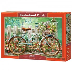 PUZZLE CASTORLAND 500 ROWER