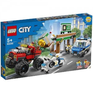 LEGO CITY 60245 NAPAD MONSTER TRUCKIEM