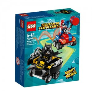 LEGO SUPER HEROES 76092 MIGHTY MICROS