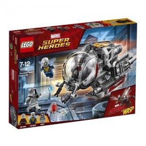 LEGO SUPER HEROES 76109 ANT-MEN AND THE WAPS